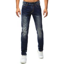 BASIC Pánské džíny (ux0912) velikost: 29, odstíny barev: modrá