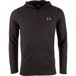 UNDER ARMOUR Threadborne Fitted Hoodie velikost: S, odstíny barev: černá