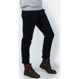 Pánské černé kalhoty GM321 velikost: S, odstíny barev: černá