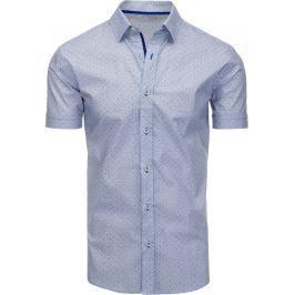BASIC Elegantní bílá košile (kx0787) velikost: 2XL, odstíny barev: bílá