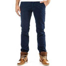BASIC Pánské námořnické kalhoty (ux0053) velikost: 30, odstíny barev: modrá