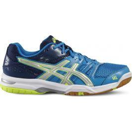 ASICS Modrá pánská sportovní obuv Gel-Rocket 7 B405N-4396 velikost: 44, odstíny barev: modrá