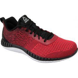 Červená pánská běžecká obuv REEBOK Print Run BS8589 velikost: 40.5, odstíny barev: červená