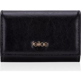 Černá peněženka FELICE (P06 BLACK) Velikost: univerzální