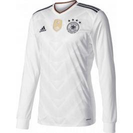 ADIDAS tričko Replika Home Long Jersey 2016/17 M B47862 velikost: M, odstíny barev: bílá