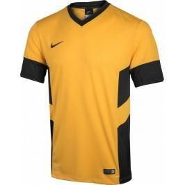 NIKE tričko Academy 14 M 588468-739 velikost: M, odstíny barev: žlutá