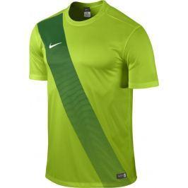 NIKE tričko Sash M 645497-313 velikost: M, odstíny barev: zelená