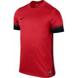NIKE tričko Laser III M 725890-657 velikost: S, odstíny barev: červená