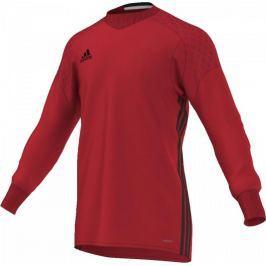 ADIDAS brankářský dres ONORE 16 GK M AI6337 velikost: S, odstíny barev: červená