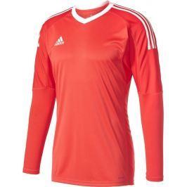 ADIDAS brankářský dres Revigo 17 M AZ5394 velikost: M, odstíny barev: červená