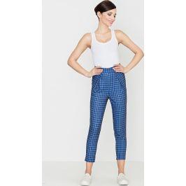 LENITIF Dámské vzorované kalhoty  K420 Velikost: L