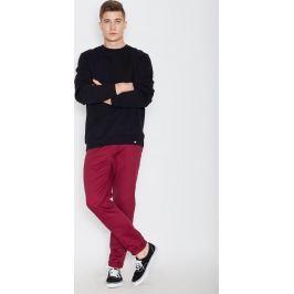 VISENT Bordó kalhoty V007 Deep red Velikost: L