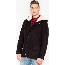 VISENT Pánská podzimní bunda V030 Black Velikost: L