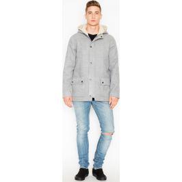 VISENT Pánská podzimní bunda V030 Grey Velikost: L