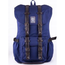 Vodotěsný modrý sportovní batoh Solier S13 (SV01 NAVY) Velikost: univerzální