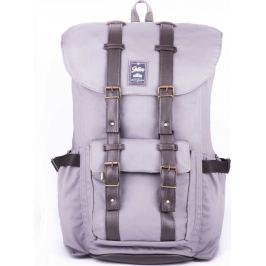 Vodotěsný šedý sportovní batoh  Solier S13 (SV01 GREY) Velikost: univerzální