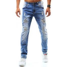BASIC Pánské modré džíny (ux0940) Velikost: 29