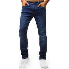 BASIC Modré pánské džíny (ux1310) Velikost: 29