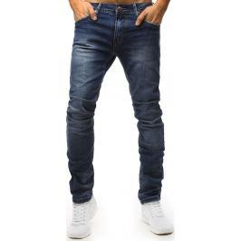 BASIC Modré džíny s velkými kapsami (ux1317) Velikost: 30