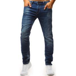 BASIC Modré pánské džíny (ux1342) Velikost: 29