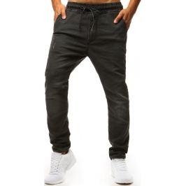 BASIC Džínové jogger kalhoty (ux1343) Velikost: 28
