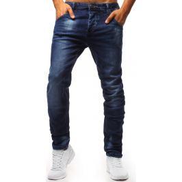 BASIC Modré pánské džíny (ux1347) Velikost: 29