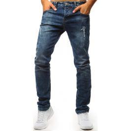 BASIC Modré pánské džíny  (ux1352) Velikost: 28