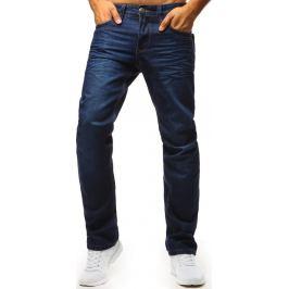 BASIC Klasické džíny v tmavě modrém provedení  (ux1359) Velikost: 31
