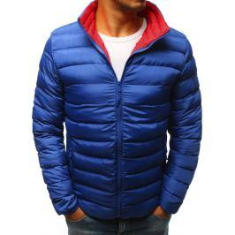 BASIC Pánská prošívaná bunda bez kapuce (tx2275) Velikost: M