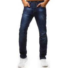 Modré basic džíny (ux1357) Velikost: 29