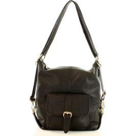 Černý batoh / kabelka MARCO MAZZINI (s180a) Velikost: univerzální