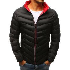 BASIC Černá zimní bunda (tx2377) Velikost: 2XL