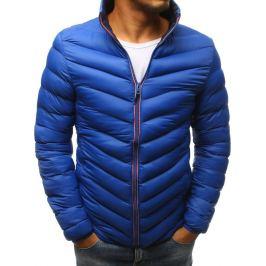 BASIC Modrá zimní bunda (tx2378) Velikost: M