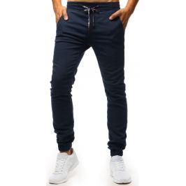 BASIC Granátové jogger kalhoty (ux1305) Velikost: 29