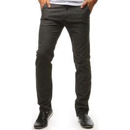 BASIC Grafitové elegantní kalhoty (ux1446) Velikost: 30