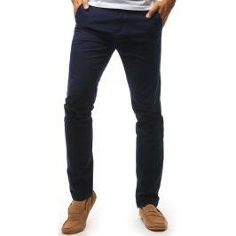 BASIC Modré pánské kalhoty (ux1423) Velikost: 31