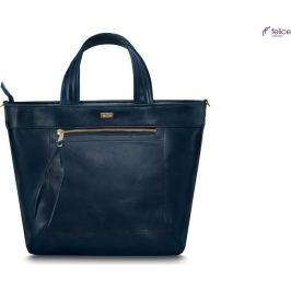 Dámská tm. modrá kabelka FELICE (FB22 DELLA NAVY) Velikost: univerzální