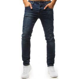 Modré basic džíny (ux1477) Velikost: 28