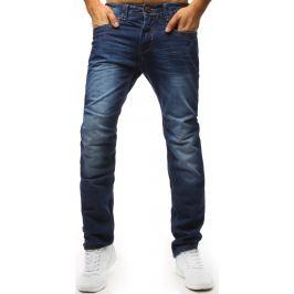 BASIC Modré pánské džíny (ux1480) Velikost: 30