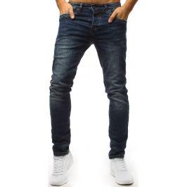 BASIC Modré pánské džíny (ux1498) Velikost: 30