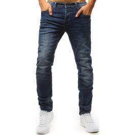 BASIC Modré pánské džíny (ux1514) Velikost: 28