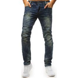 BASIC Modré pánské džíny (ux1539) Velikost: 28