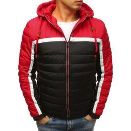 BASIC Černá zimní prošívaná bunda (tx2489) Velikost: M
