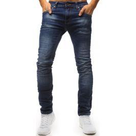 Pánské modré basic džíny (ux1520) Velikost: 30