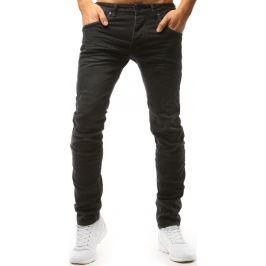 BASIC Černé pánské džíny (ux1478) Velikost: 29