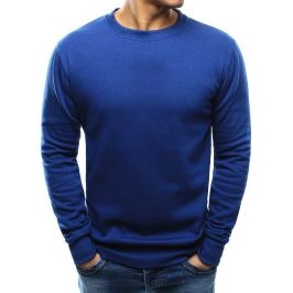 Basic pánská modrá mikina (bx3695) Velikost: M