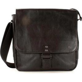 DAAG Černá kožená taška STONE 2 (dg90b) Velikost: univerzální
