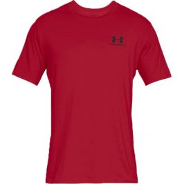 Under Armour Sportstyle Left Chest Tee (1326799-600) Velikost: L