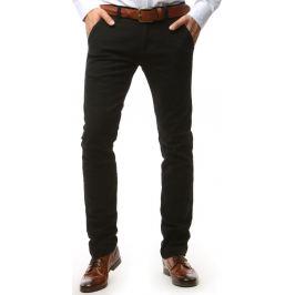 BASIC Pánské černé džínové kalhoty (ux1532) Velikost: 35