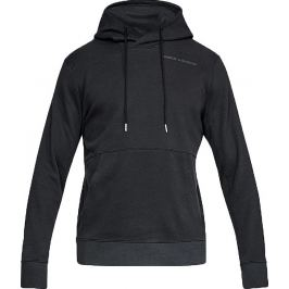Under Armour Pursuit Microthread Pullover Hoodie 1317416-001 Velikost: L